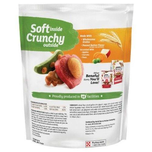 Beneful® Baked Delights Snackers Dog Treats - 22oz