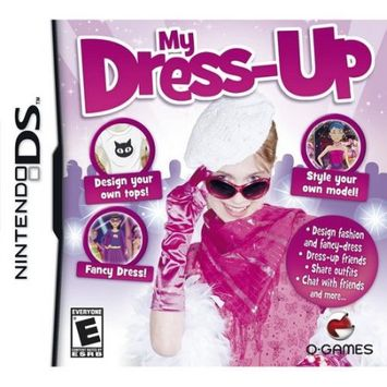O Games My Dress Up (DS)