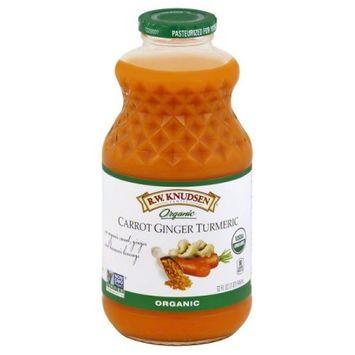 The Jm Smucker Co R.W. Knudsen Family Carrot Ginger Turmeric Juice