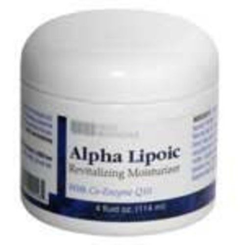 Ultra Aesthetics Alpha Lipoic Revitalizing Moisturizer 4 oz