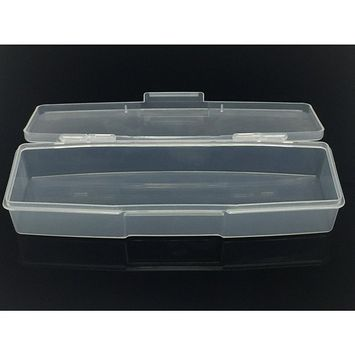 Beauticom Professional Manicurist Nails Pedicure Storage Case Personal Box (Small Size) (Quantity: 3 Pieces)