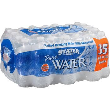Stater bros® Pure Water 3