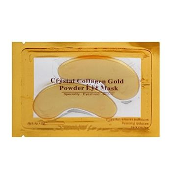 Start 24k Gold Eye Collagen Eye Zone Pad Patches Crystal Gel Mask Wrinkle Anti Aging Skin Care