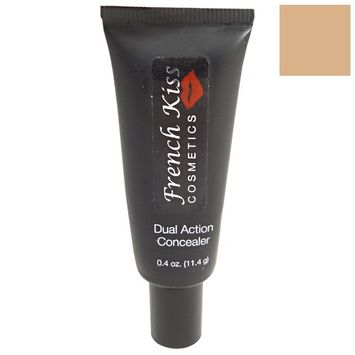 French Kiss Dual Action Concealer Medium 0.4oz