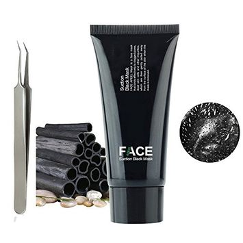 FaceApeel Blackhead Remover Mask, Blackhead Remover Tool Kit, Peel Off Mask, Activated Black Mask Blackhead Peel Off Remover Deep Skin Purifying...