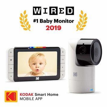KODAK Cherish C525 Video Baby Monitor with Mobile App - 5