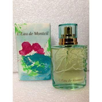 Monteil Paris L' Eau De Monteil EDP Natural Spray 1.7oz./50ml