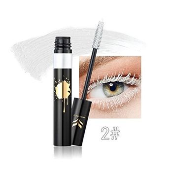 FTXJ Eye Makeup Mascara Waterproof Curling Eyelash Volumising Cosmetic