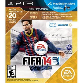 EA FIFA 14 with Bonus Content PS3