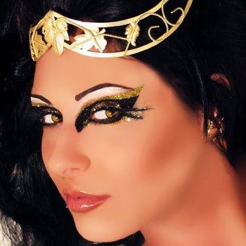 Xotic Eyes Desire Glitter Professional Eye Make up Costume Accessory