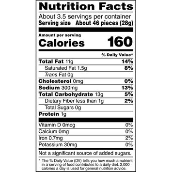Chesters Puffcorn Butter Flavored Popcorn, 3.25 oz