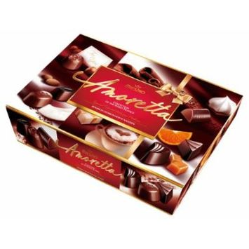 Mieszko Amoretta Dark & Milk Filled Chocolates, Collection of the Finest Fillings, 11.34oz