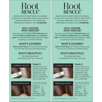 Root Rescue™ 10 Minute Root Coloring 2-1 Kit