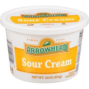 Arrowhead® Sour Cream