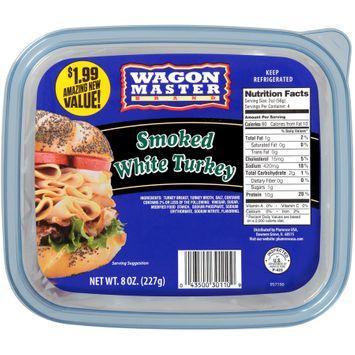Wagon Master Brand Smoked White Turkey