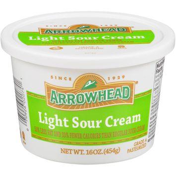 Arrowhead® Light Sour Cream
