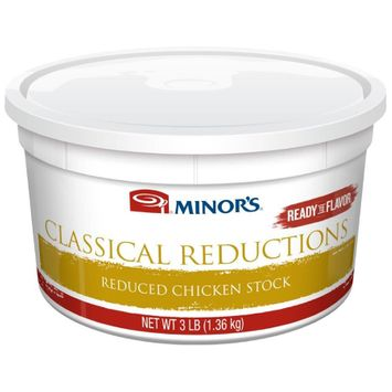 MINOR'S Classical Reductions Reduced Chicken Stock