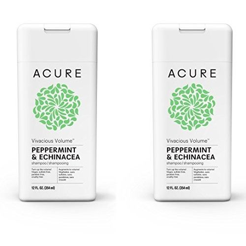 Acure Organics Pure Mint And Echinacea Stem Cell Volume