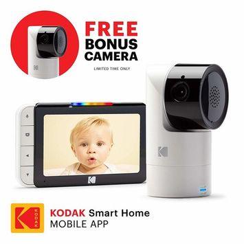 KODAK Cherish C525 Video Baby Monitor + C125 Additional Camera - with Mobile App - 5