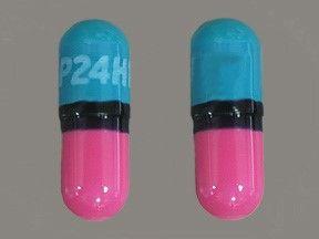 Prevacid 24 HR Antacid 15 mg Strength Capsule 28 per Box