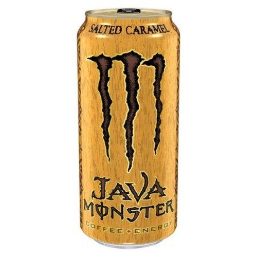 Monster Energy, Salted Caramel - 15 fl oz Can