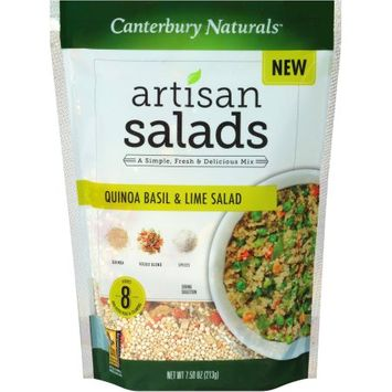 Conifer Specialties, Inc Canterbury Naturals Artisan Salads Quinoa Basil & Lime Salad, 7.5 oz