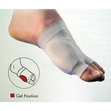 Comfort Gel Skin Bunion Relief, Thin Dress - Large/X-large
