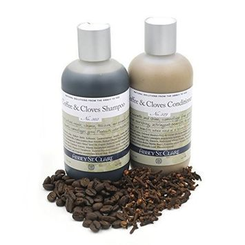 Coffee & Cloves SHAMPOO for All Shades of Brown Hair - ENHANCED FORMULA