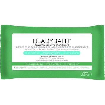 Medline MSC095231H ReadyBath Rinse-Free Shampoo and Conditioning Caps