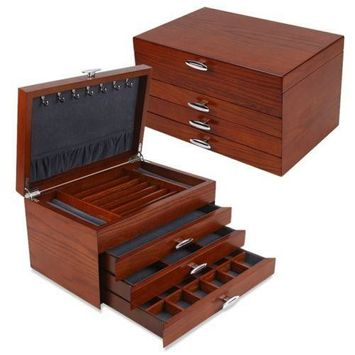 Quality Importers Chateau.sur.Mer Jewelry Box