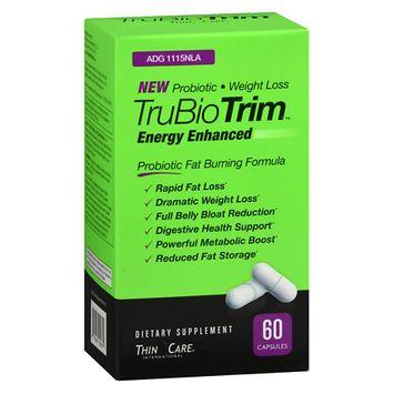 Basic Research TruBioTrim Capsules - 60 ea
