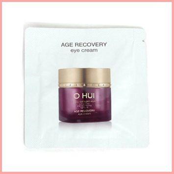 [Sample size] OHUI AGE RECOVERY EYE CREAM 20EA [Sample][TTBEAUTY] : Beauty