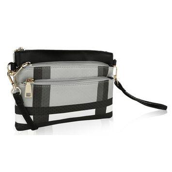 MKF Collection by Mia K Farrow Jamie Wristlet/Crossbody Bag