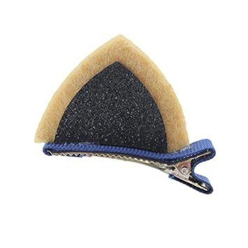Polytree 1 Pair Cute Cat Ear Hair Clips Kids Girls Hairpin Head Ornament Hair Accessories