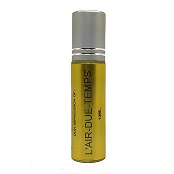GENERIC VERSION of L'air Due Temps Perfume for Women. 10ml Rollon Bottle