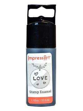 Impressart Stamp Enamel 1.1 oz, bottle [pack of 3]
