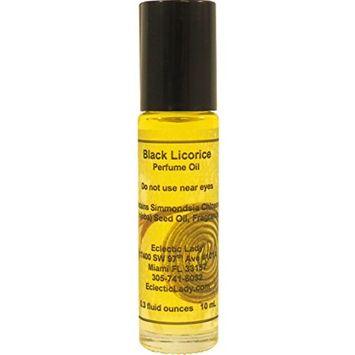 Black Licorice Perfume Oil, Small