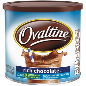 Ovaltine Rich Chocolate Mix [name: number_of_pieces value: number_of_pieces-12]