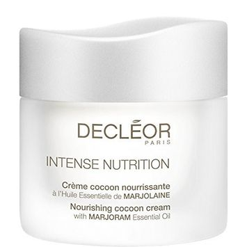Decleor Intense Nutrition Nourishing Cocoon Cream, 1.7 Fluid Ounce