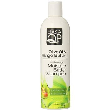 Elastaqp Elasta QP Olive & Mango Shampoo 12 oz.