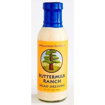 Appalachian Naturals Buttermilk Ranch Dressing-Sugar-Free/BPA-Free