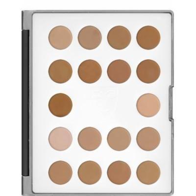 Kryolan 19018 High Definition - Micro Foundation Cream. Color Options: 1-4 (3)