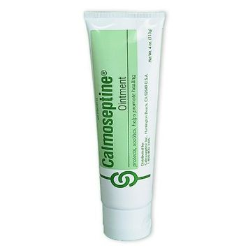Calmoseptine Ointment Tube, 4 Ounce [1]