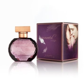 Immortal Twilight Perfume for Women - The Official Fragrance of The Twilight Saga, Floral and Feminine Scent - Everlasting and Never to Be Forgotten - 1.7 oz 50 ml