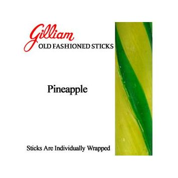 Gilliam Pineapple Hard Candy Sticks