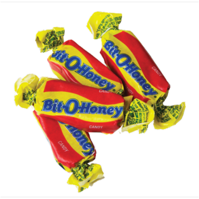 Bit O Honey Candy, 12 Ct