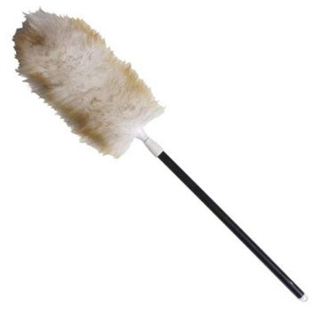43 Inches Extend Wool Duster 961420 by Unger Industrial