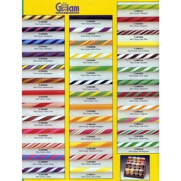 Fashion Sticks - Cinnamon, 80 count [Cinnamon]