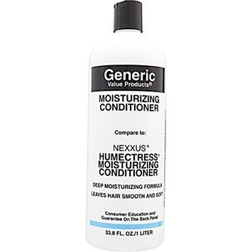 Generic Value Products Moisturizing Conditioner Compare to Nexxus Humectress Moisturizing Conditioner