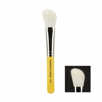 Bdellium Tools Professional Makeup Brush Travel Line - Angled Contouring Face 942